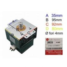 Magnetron Per Forno A Microonde Lg Attacchi 35x95mm Mc