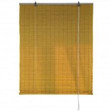 1 Tapparella Tapparelle Dekor Naturale Bambu E Midollino  120xh230cm Fra 421530