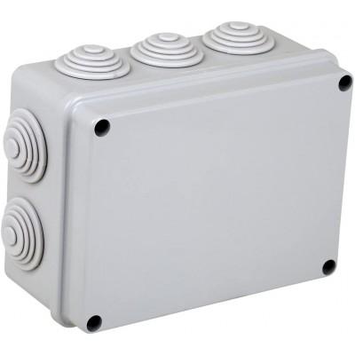 1 Scatola Scatole Di Derivazione Stagne Derivazione Ip55 Mm.50x100x100 Fra126310