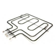 RESISTENZA FORNO 800W+1700W ZANUSSI  REX ELECROLUX  3570337018 NO ORIGINALE RS36