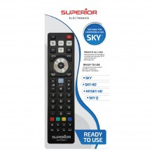 TELECOMANDO COMPATIBILE PER TV 'REPLACEMENT SKY' tipo universale