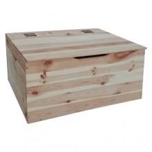 CASSAPANCA cm 73 x 35 x h 33 - legno chiaro