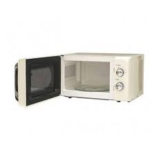 FORNO MICROONDE 'VINTAGE' 700 W - colore bianco 45,2x35xh.26,2 cm  DF 8032080