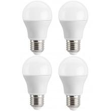 4 LAMPADINE A LED ATTACCO E 27 CONSUMO 10 W 3000 K  LUCE CALDA LAMPADINA