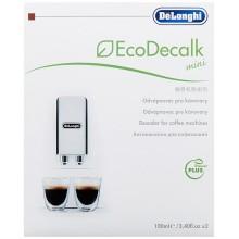 DELONGHI LIQUIDO DECALCIFICANTE ANTICALCARE MACCHINE CAFFE NATURALE 2 DOSI UNIVERSALE